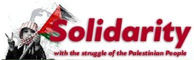 palestina-solidaritet