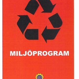 Kommunisternas miljöprogram